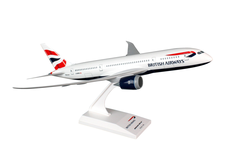 SkyMarks - Flugzeugmodell Boeing 787-8 British Airways (1:200)
