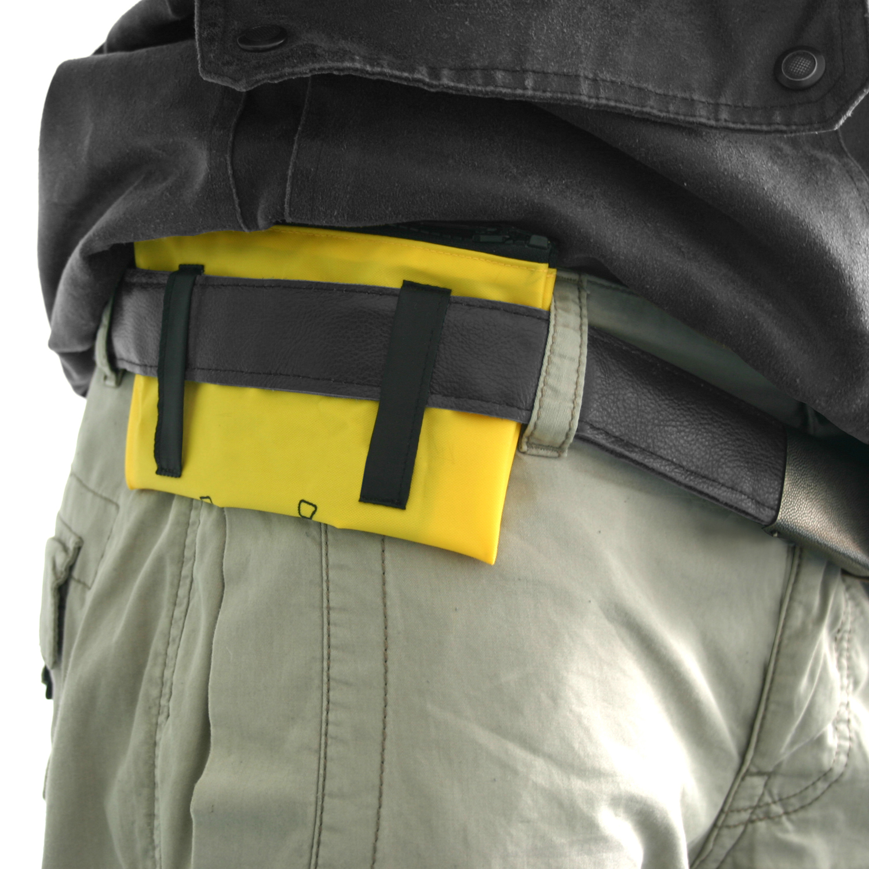 Bag To Life Reise-Geldbeutel Travel Safe Bag