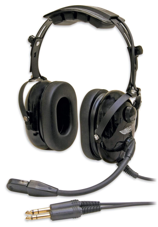 ASA Piloten-Headset AirClassics HS-1A für Flugzeuge