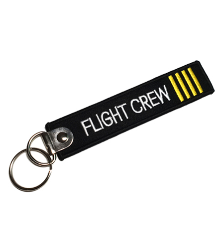 Rogers Data Schlüsselanhänger Flight Crew Cpt.