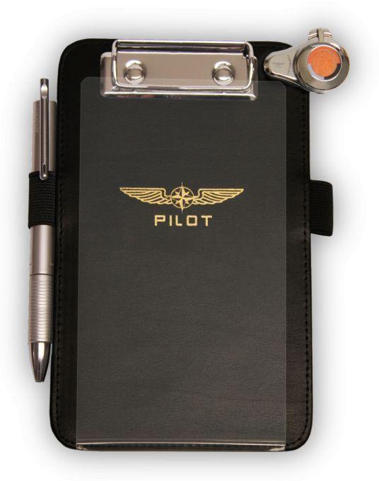 """Design4Pilots - Piloten-Kniebrett """"Piccolo"""" A6"""