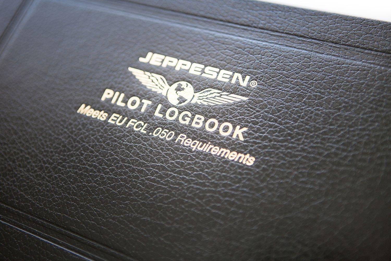 "Jeppesen - Flugbuch ""Professional European Pilot"""