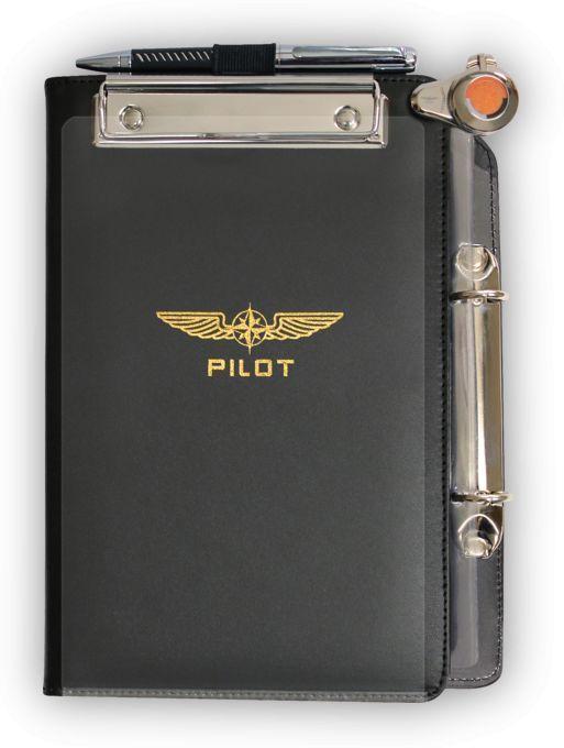 Design4Pilots Kniebrett-Organizer Profi A5