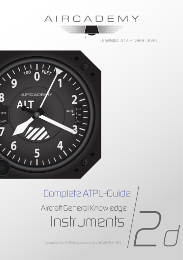 Volume 2d: Instruments - Complete ATPL-Guide