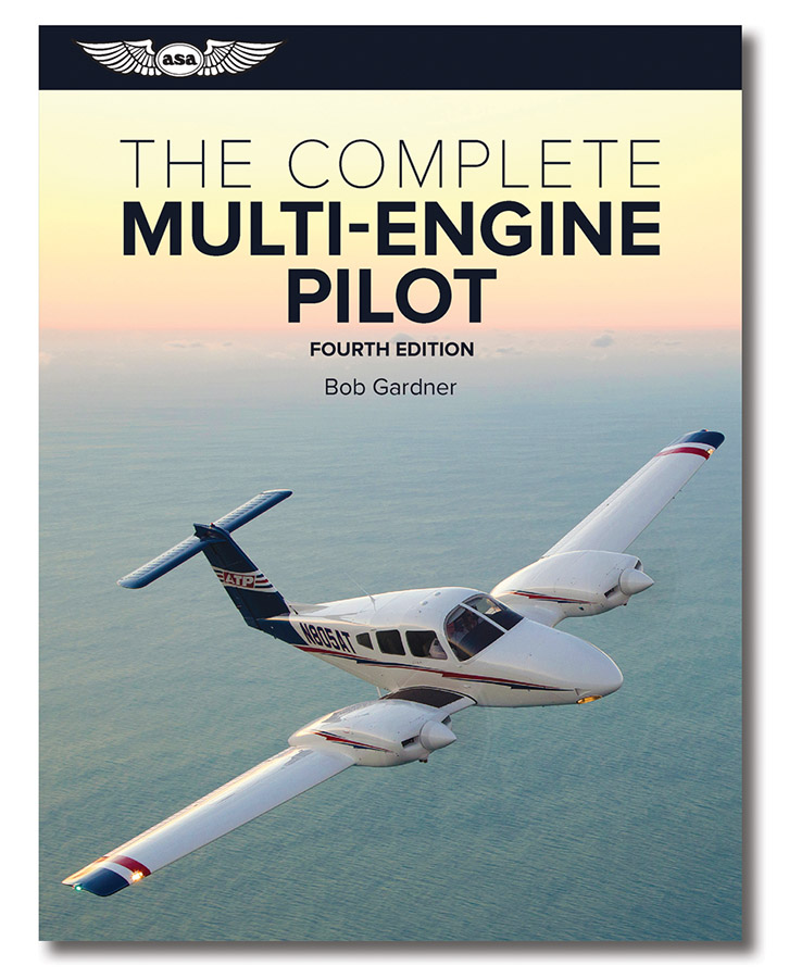 ASA Lehrbuch The Complete Multi-Engine Pilot