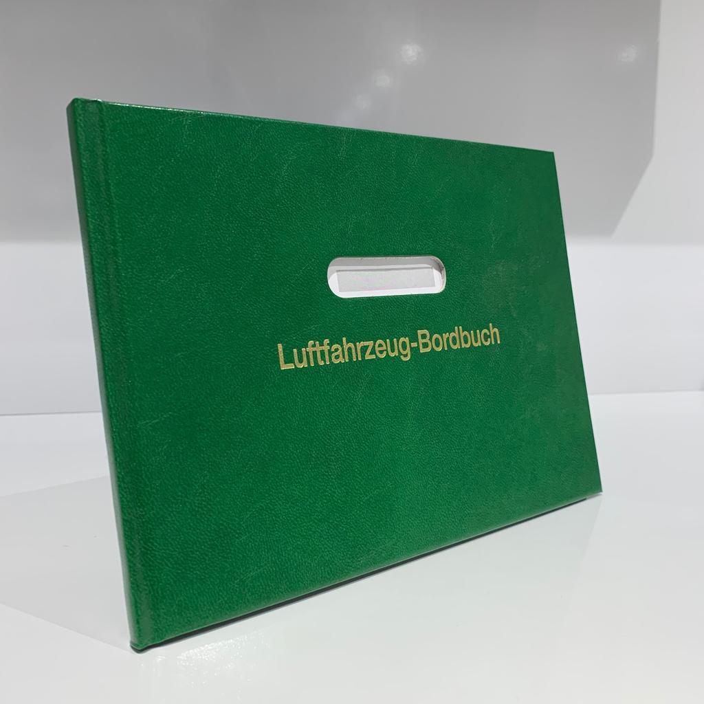 Bordbuch für Segelflugzeuge A5 Hardcover