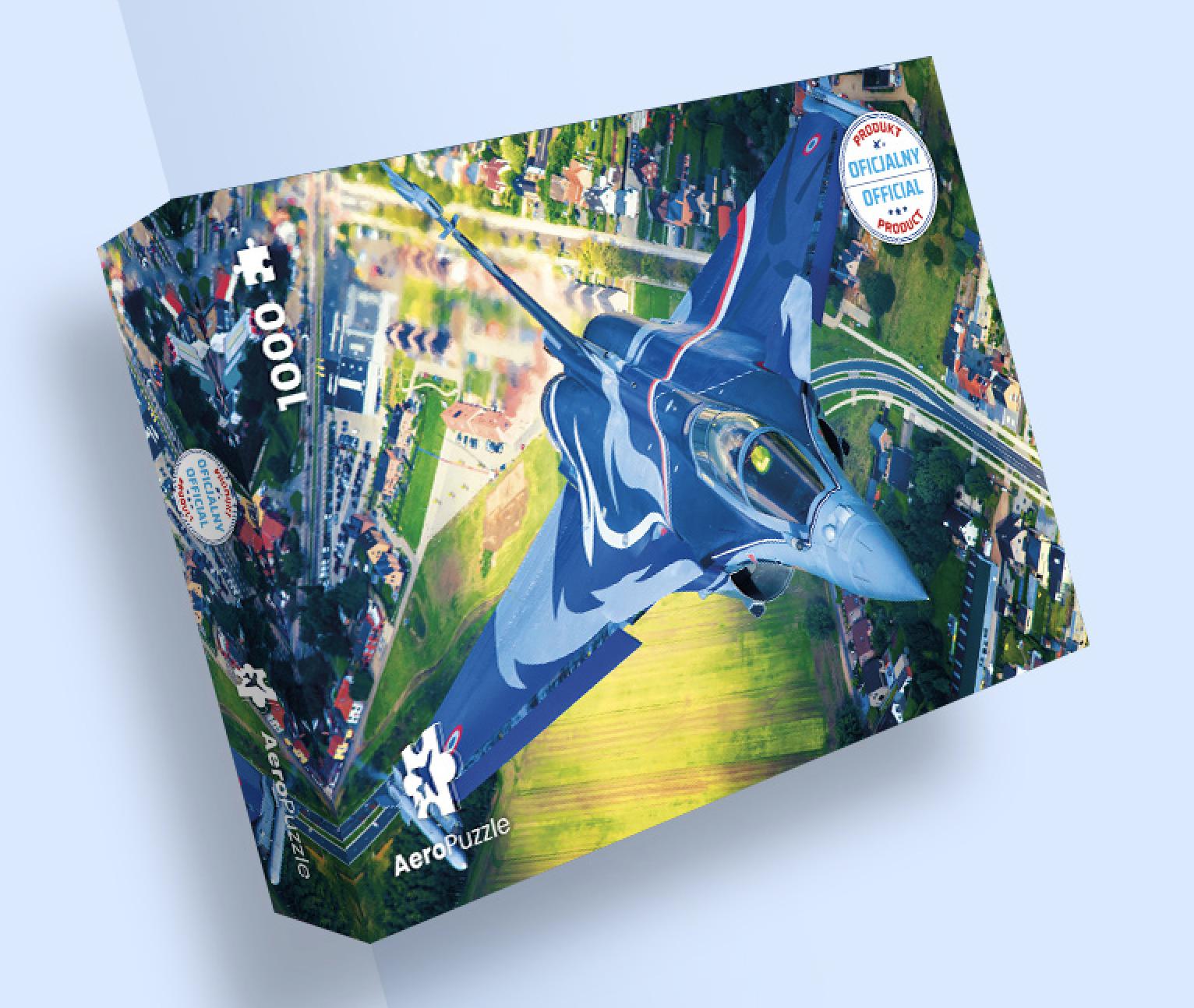 AeroPuzzle flight puzzle - Dassault Rafale