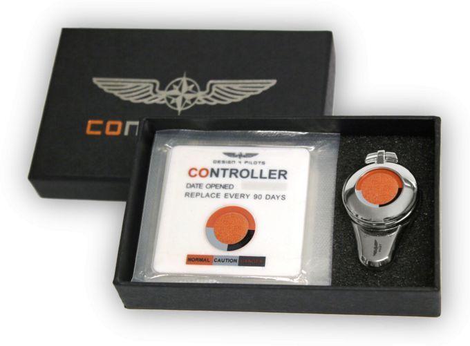 "Design4Pilots - Kohlenmonoxid Detector Kit ""Pilot Controller Kit"""