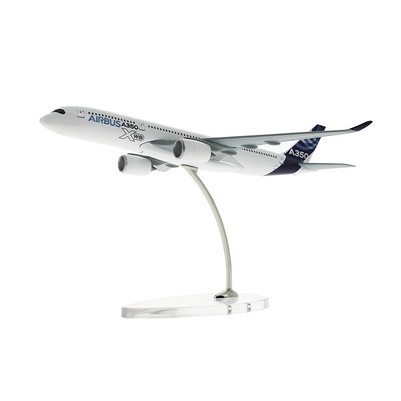 Flugzeugmodell Airbus A350XWB House Color 1:400