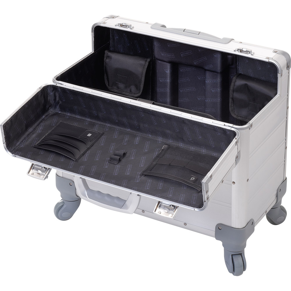 """Alumaxx - Pilotenkoffer """"Pandora"""" aus Aluminium"""