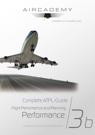 Aircademy - Complete ATPL-Guide: Performance Band 3b