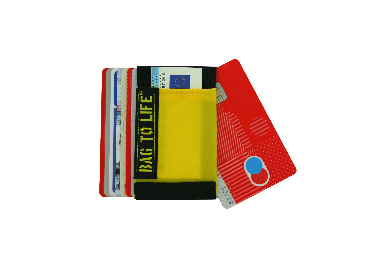 BAG TO LIFE Geldbeutel Travel Safe Wallet
