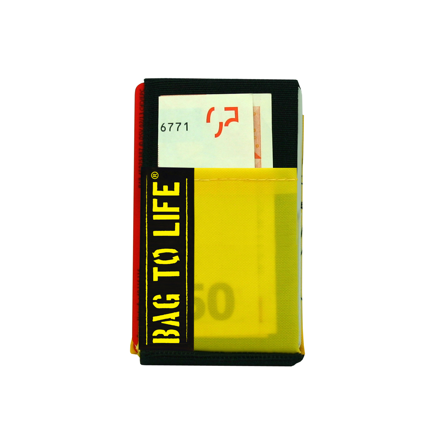 BAG TO LIFE Geldbeutel Travel Safe Wallet