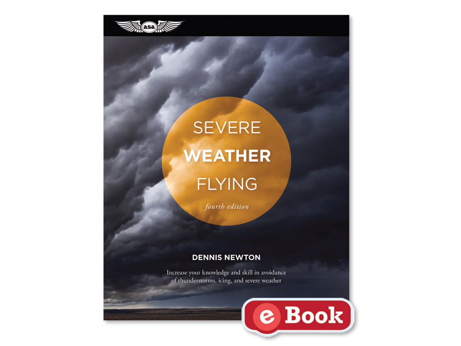 ASA Lehrbuch Severe Weather Flying