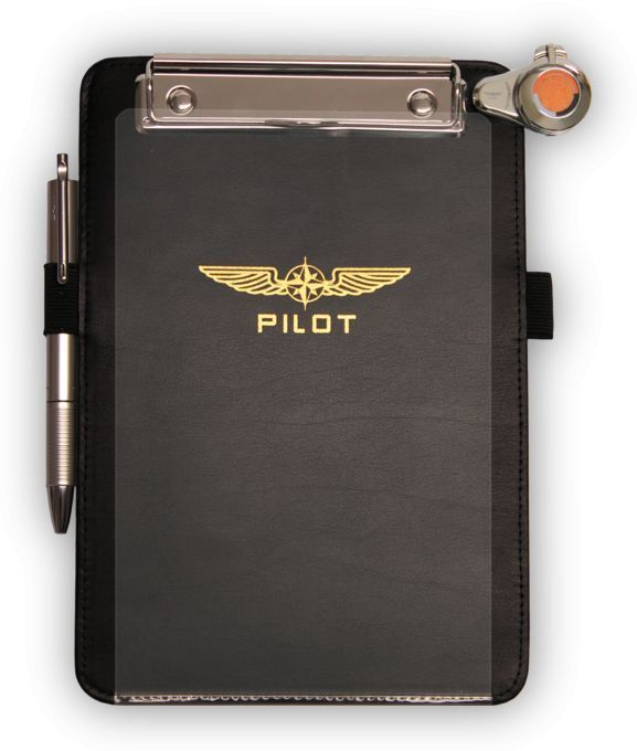 "Design4Pilots - Pilotenkniebrett ""Rookie"" A5"