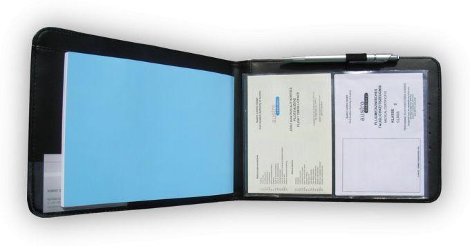 "Design4Pilots - Schutzhülle für Flugbücher ""Pilot Logbook JAR/FCL"""
