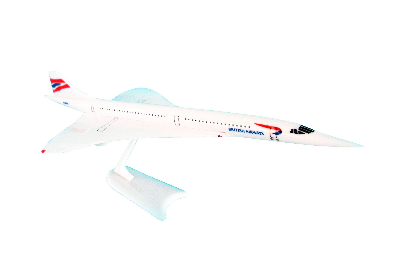 SkyMarks British Airways Concorde Scale 1:250