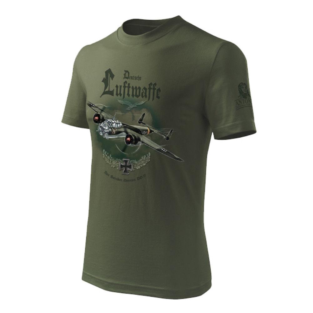 Antonio - T-Shirt Bomber Dornier DO 17