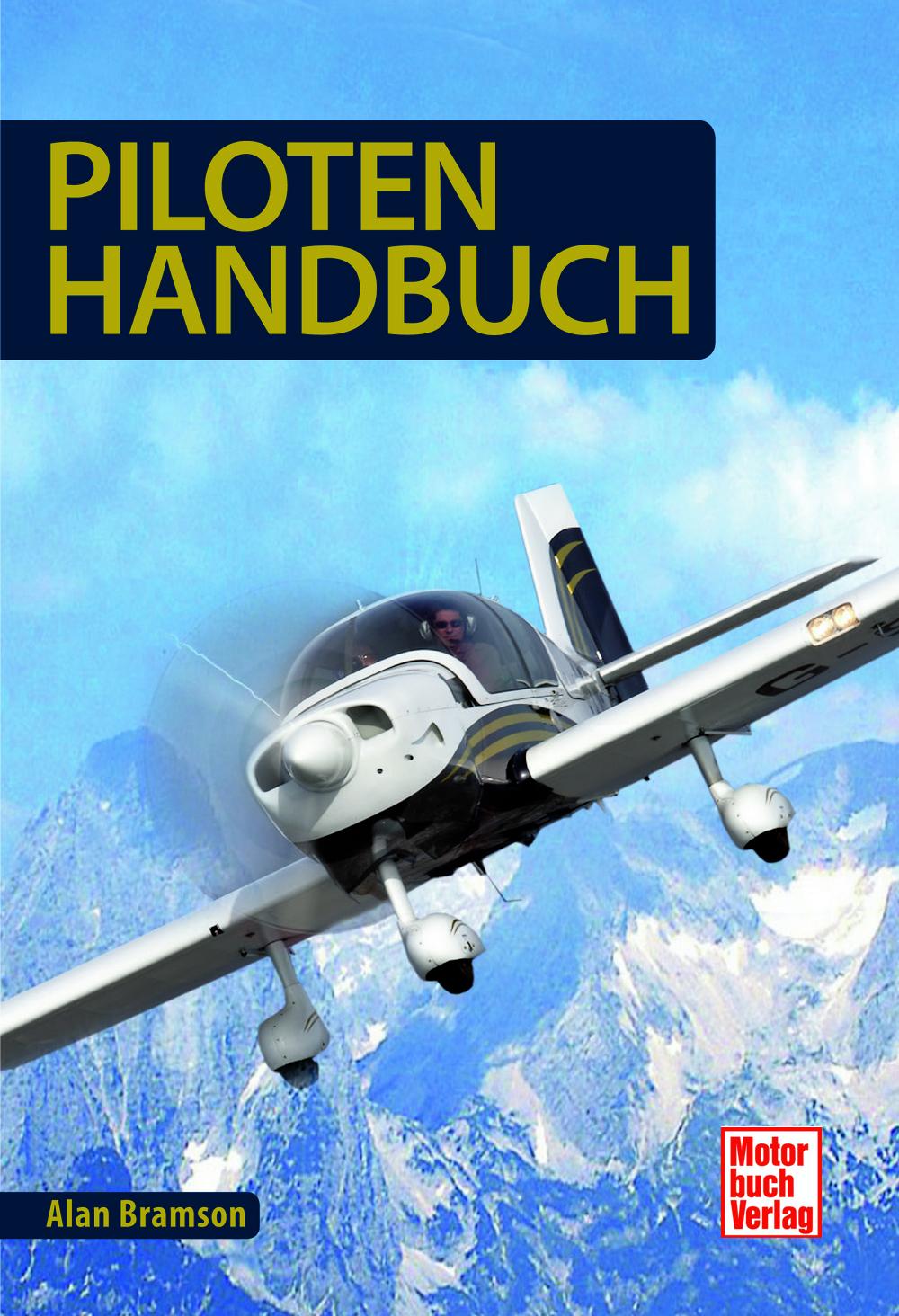 Motorbuch Verlag Pilotenhandbuch