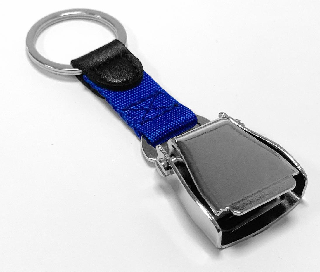 Schlüsselanhänger Airline Seatbelt key chain