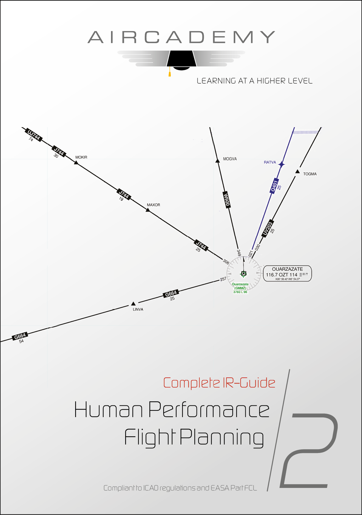 Human Performance & Flight Planning - Complete IR-Guide Volume 2