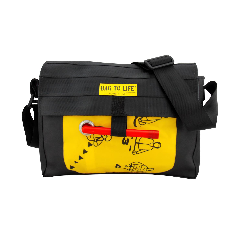 BAG TO LIFE Freizeittasche Co-Pilot Bag
