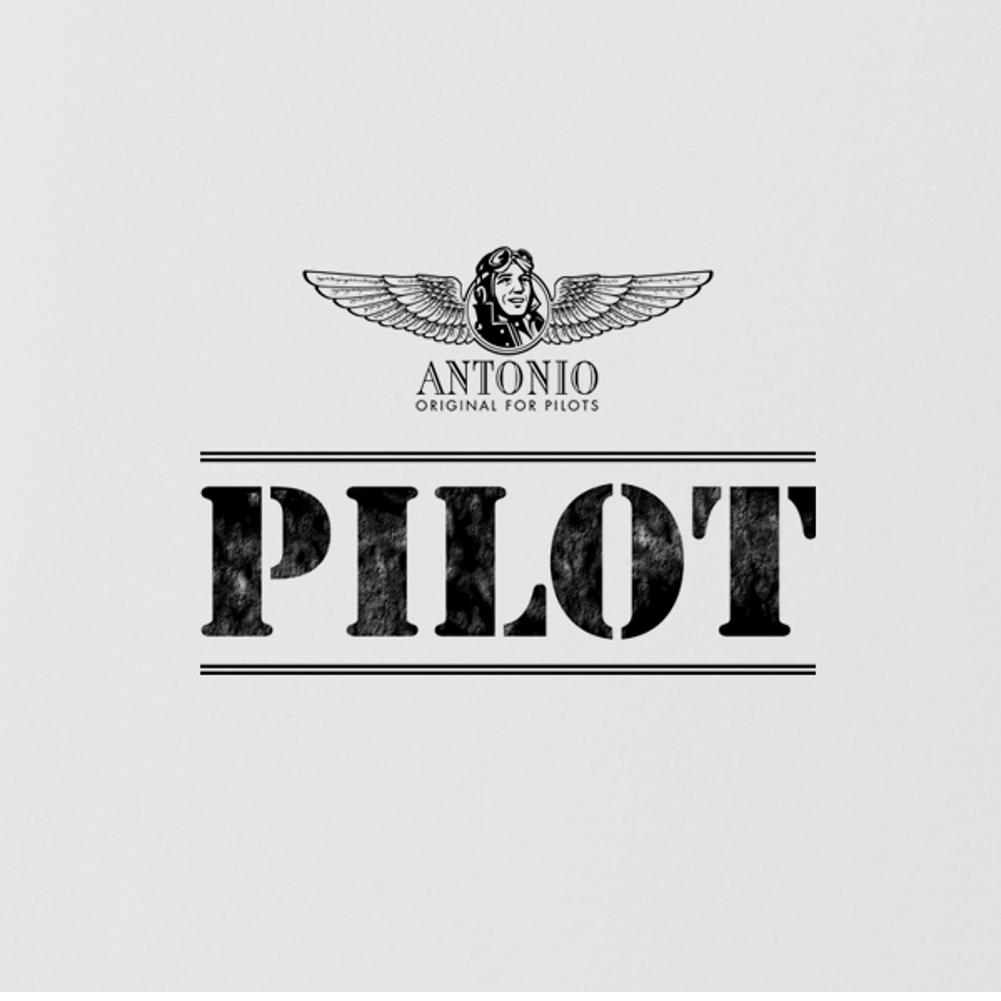 Antonio - T-Shirt PILOT