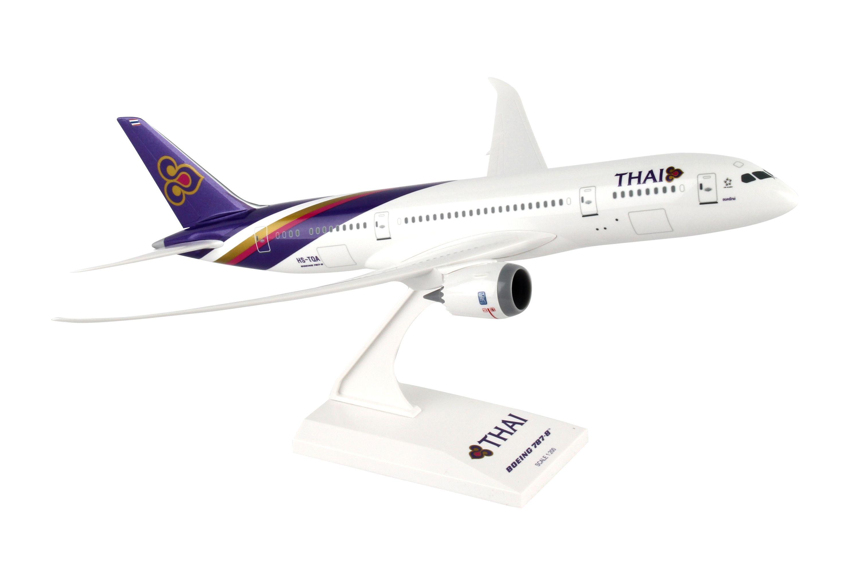 SkyMarks - Flugzeugmodell Boeing 787-8 Thai Airways (1:200)