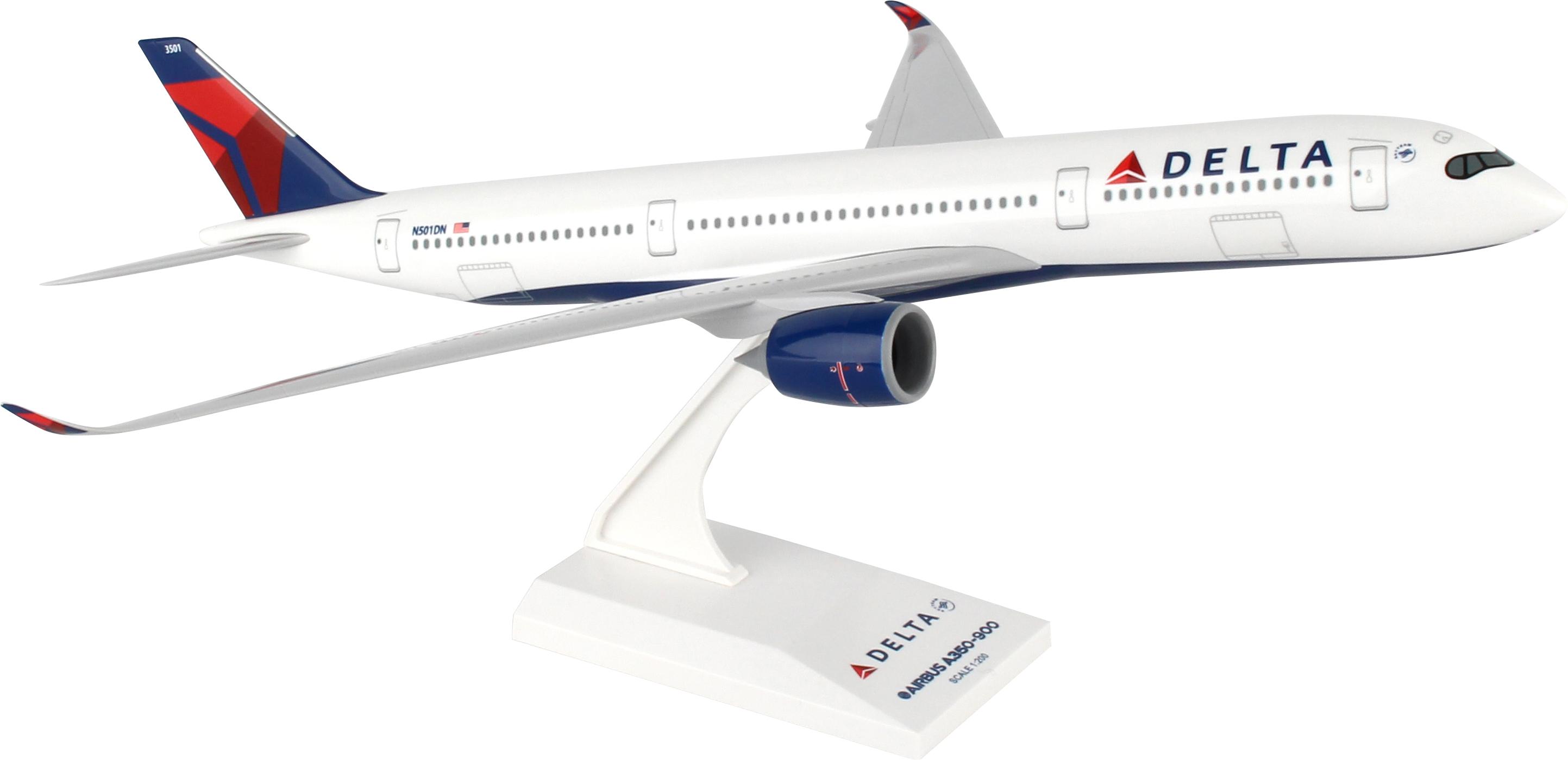 Delta - Airbus A350 (1:200) von SkyMarks