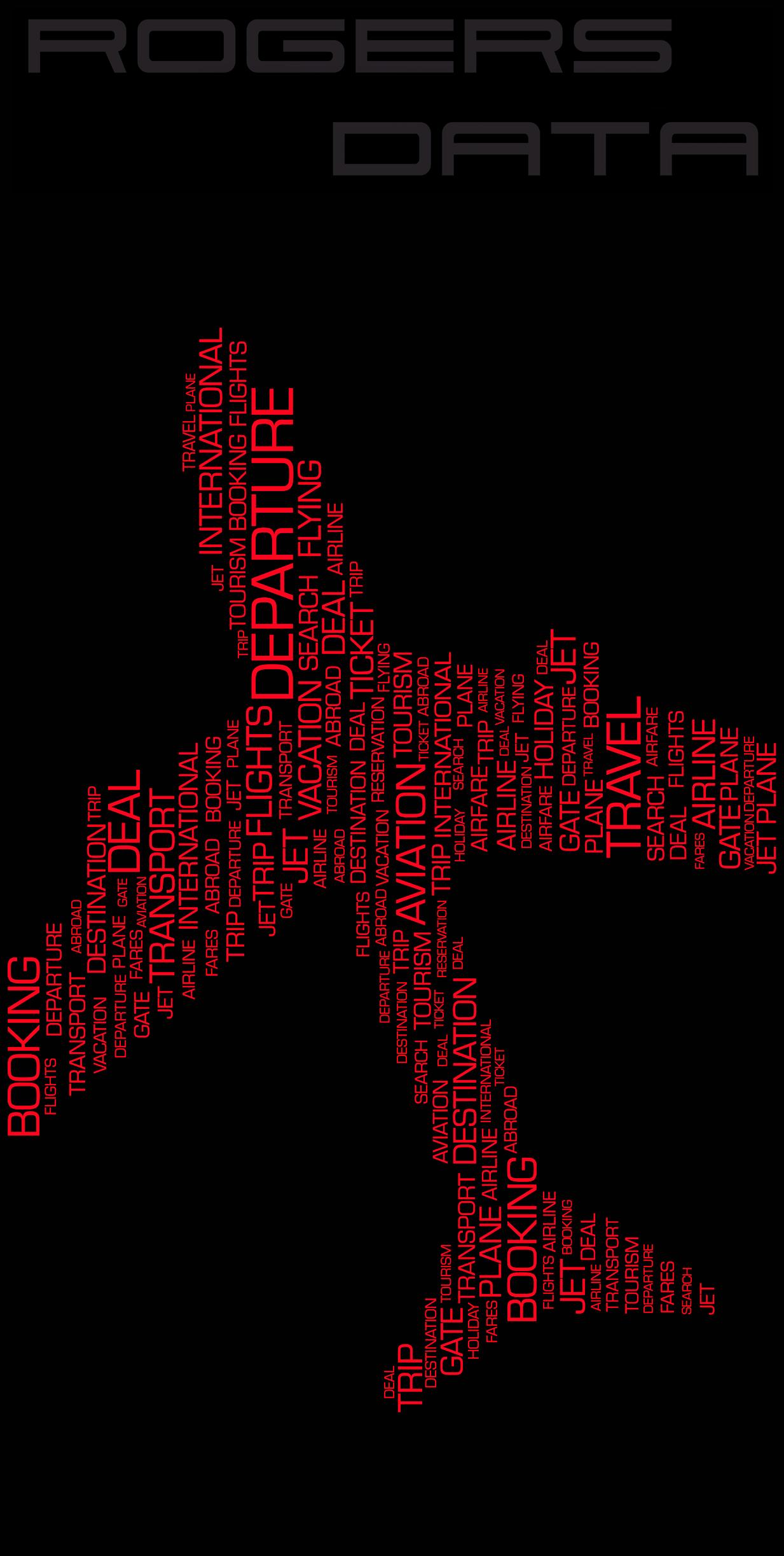 "Rogers Data Badetuch ""Aeroplane"" 90 x 180 cm"