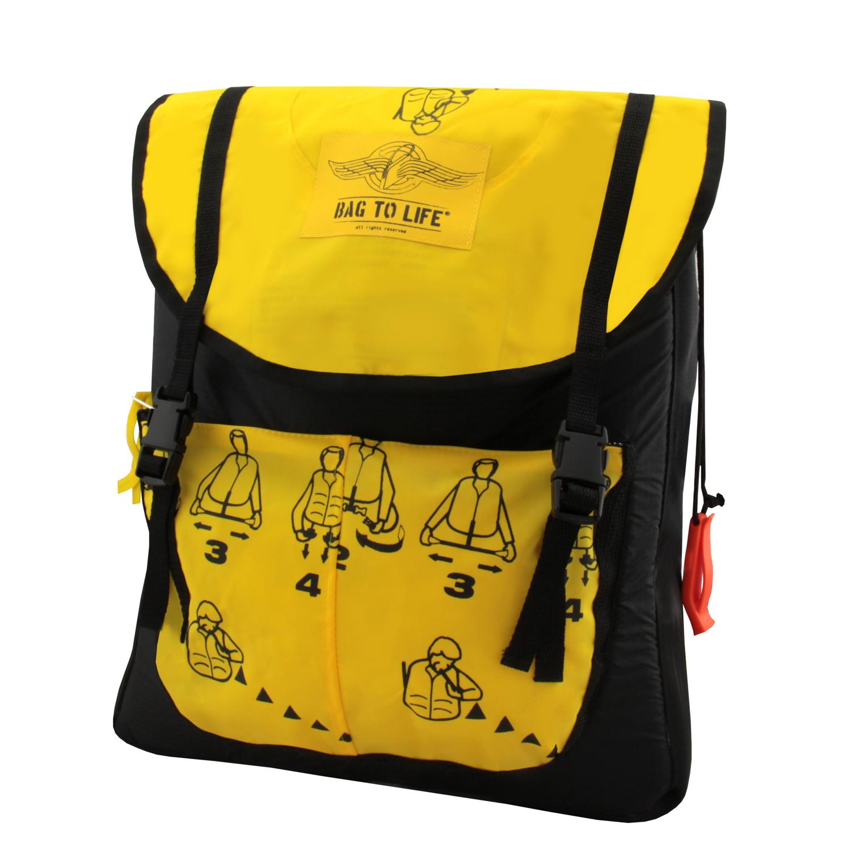 Back to Life Rucksack Cargo Backpack BC