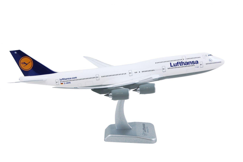 Limox - Premium Flugzeugmodell Boeing B747-8 Lufthansa (1:200)
