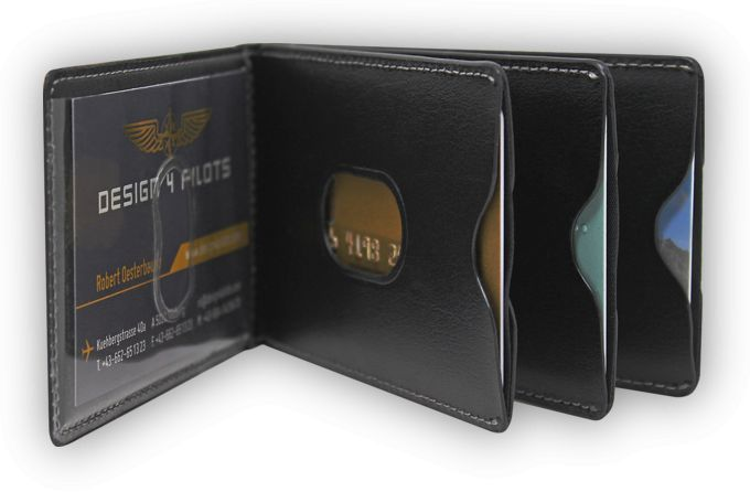 "Design4Pilots - Kartenetui ""Pilot Card Holder"""