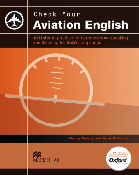 Lehrbuch Check your Aviation English