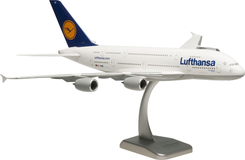 Limox - Premium Flugzeugmodell Airbus A380-800 Lufthansa München (1:200)
