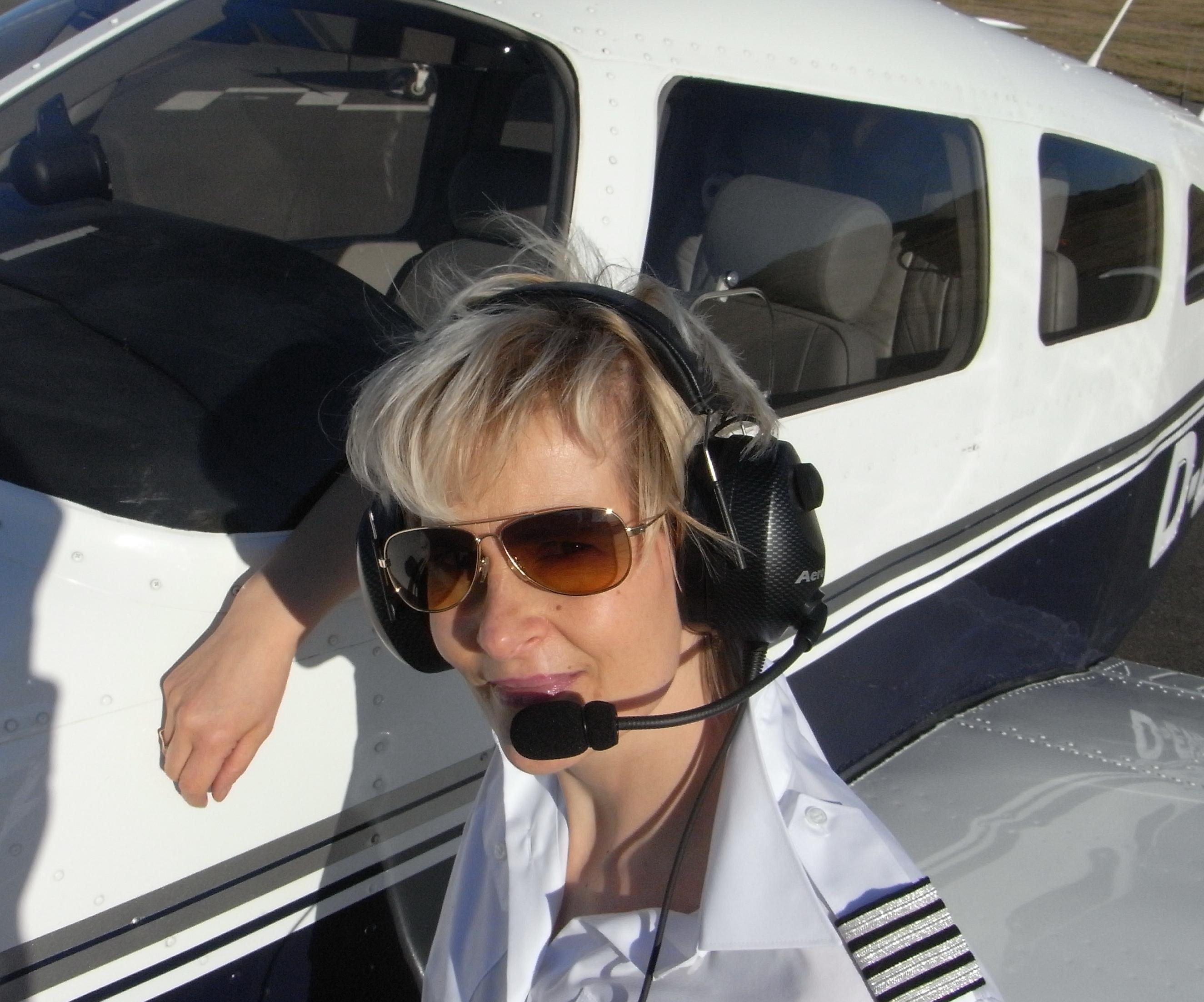 AeroStar Piloten-Headset Comfort Sport für Flugzeuge