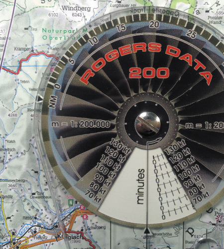 Rogers Data - Navigationszirkel 200