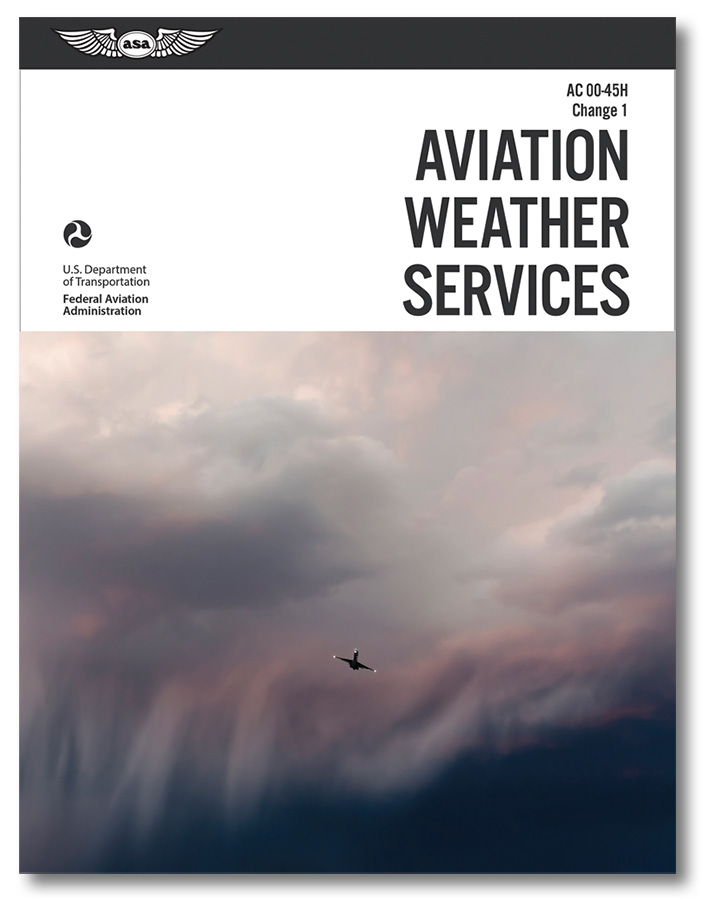 ASA Lehrbuch Aviation Weather Services