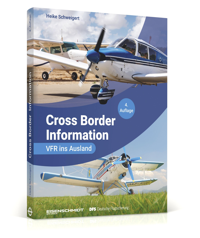 Cross Border Information für VFR-Flüge ins Ausland
