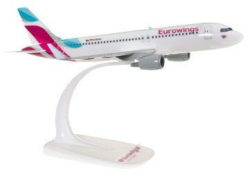 Limox - Premium Flugzeugmodell Airbus A320-200 Eurowings (1:200)