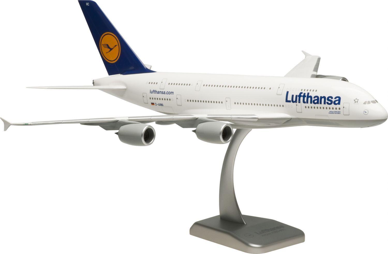 Limox - Premium Flugzeugmodell Airbus A380-800 Lufthansa Frankfurt