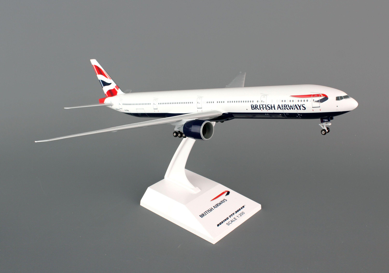 SkyMarks Boeing 777-300ER British Airways Maßstab 1:200