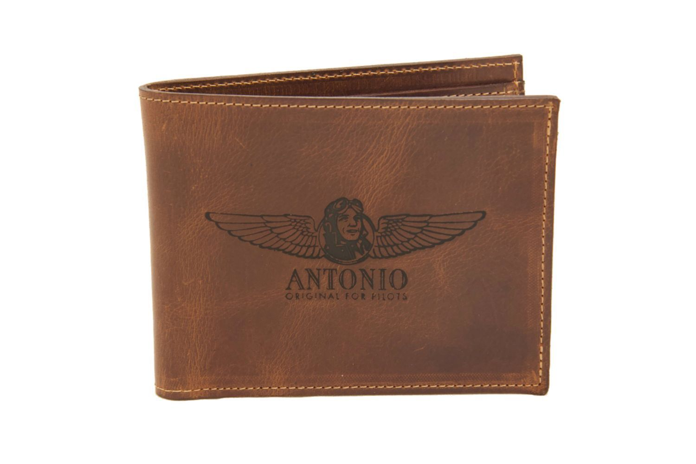 Antonio - Ledergeldbörse Terminal