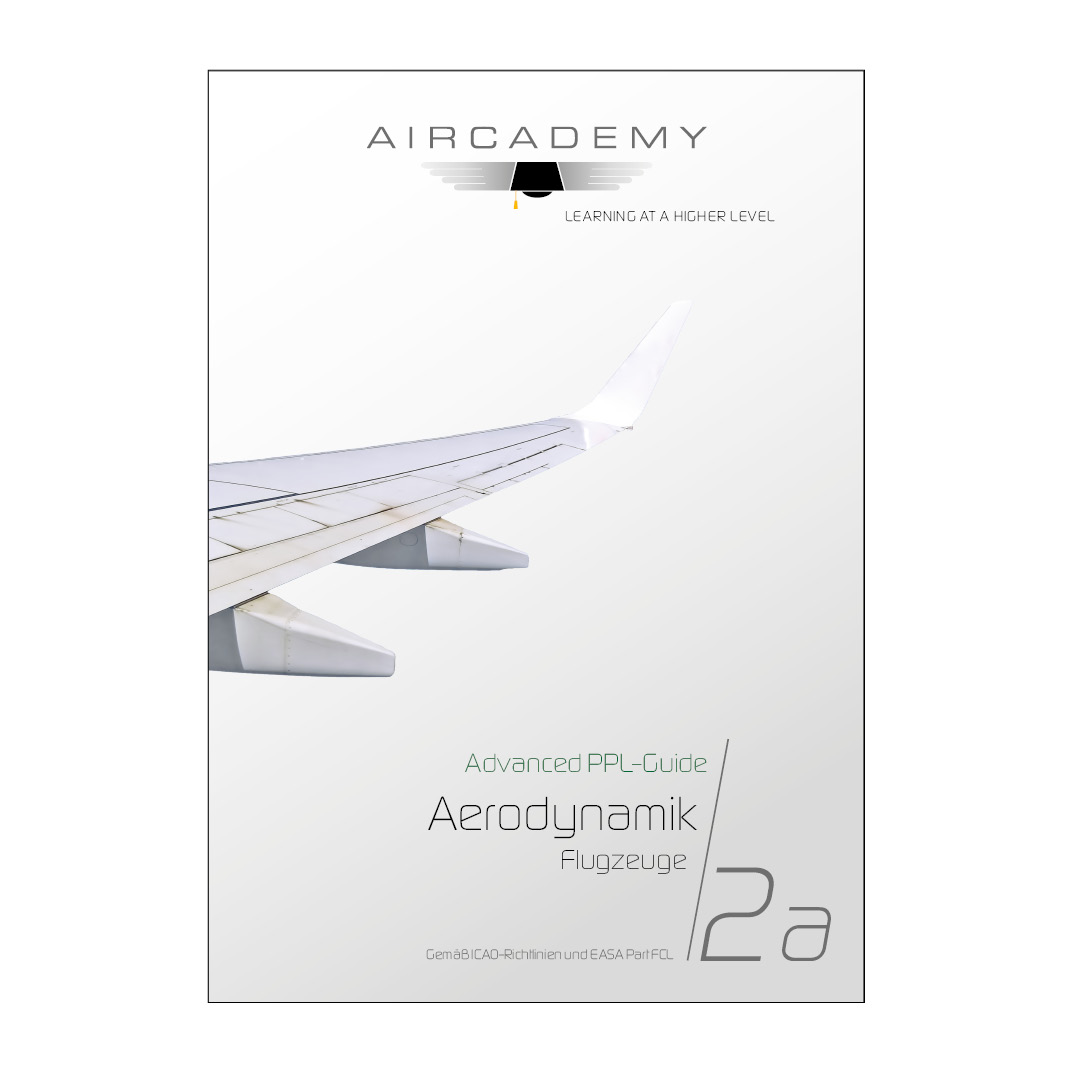 Advanced PPL-Guide: Aerodynamik Flugzeuge - Band 2a