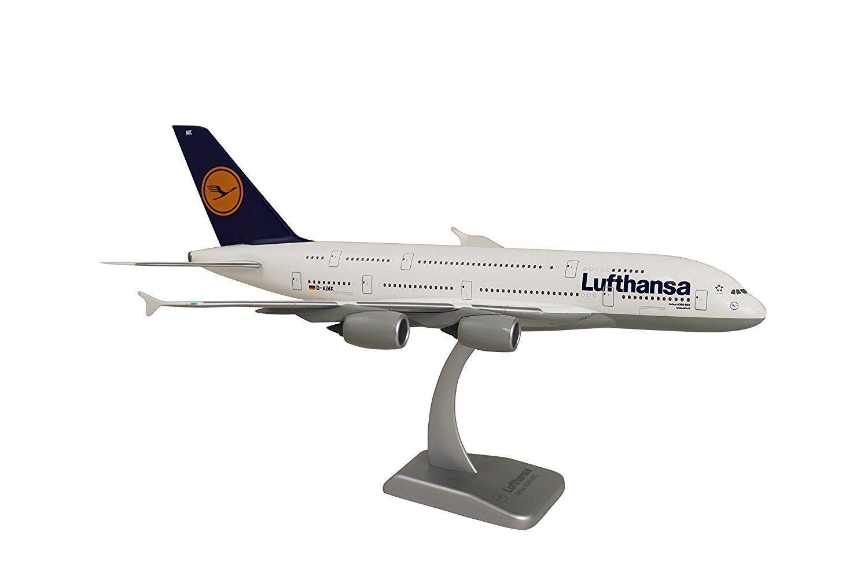 Limox - Premium Modell Airbus A380-800 Lufthansa Düsseldorf (1:200)
