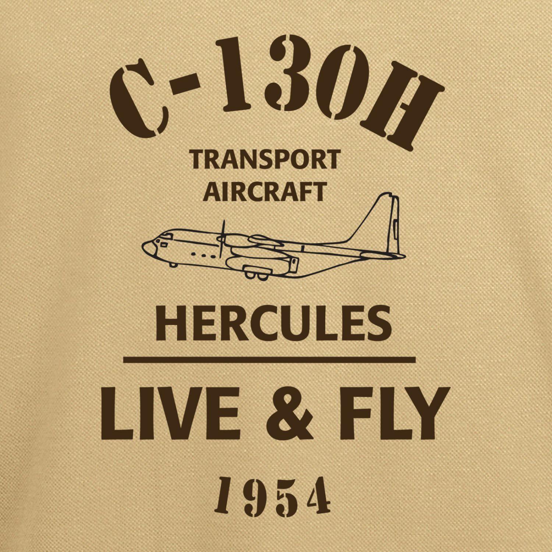 Antonio - Polohemd Hercules C-130H